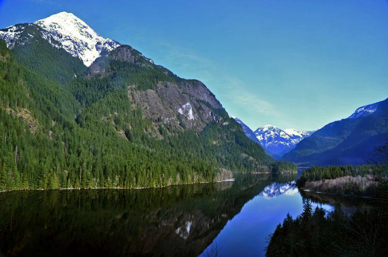 Goat Lake, Upper Eldred Valley