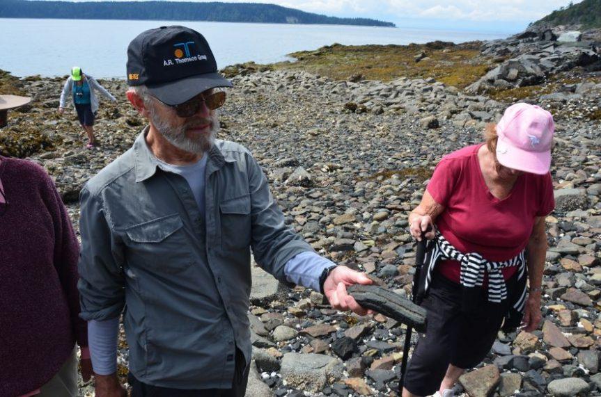 Cortez Island Geology