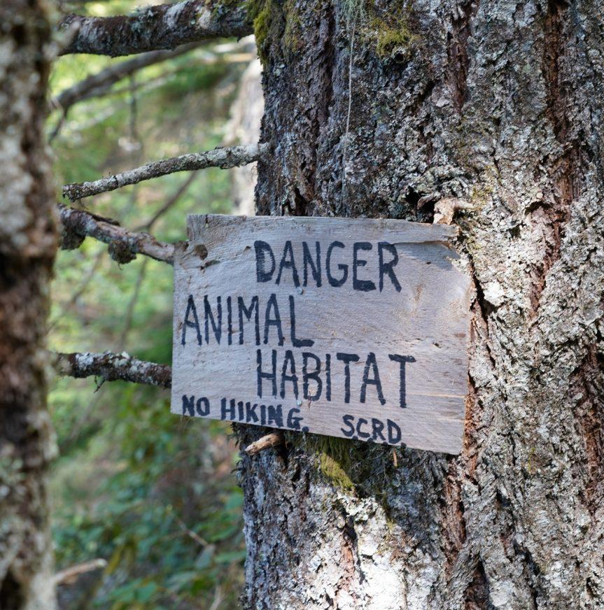 Ambrose Lake Ecological Reserve