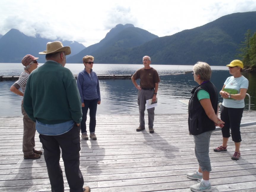 Powell Lake – its natural and not-so-natural history