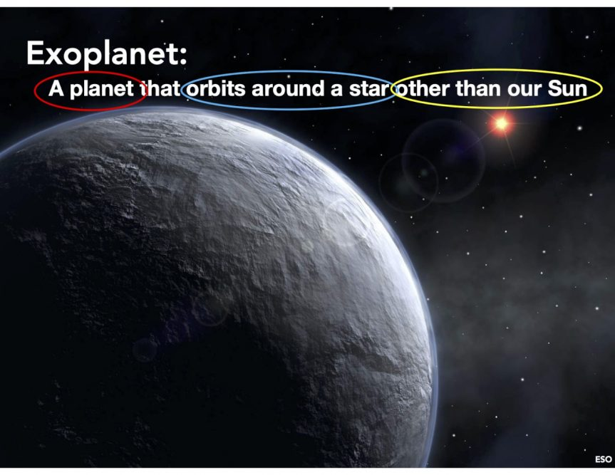 """Chris Mann – """"What are Exoplanets and how are they studied?"""""""